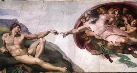 Michelangelo-Sistine-Chapel-Adam-
