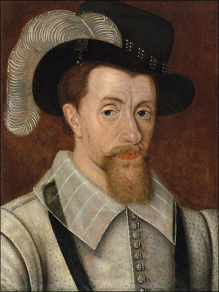 King James I
