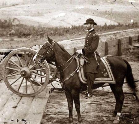 Sherman-Horseback