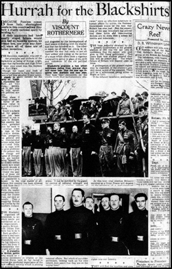 My Dear Fuhrer: A Quick History of Daily Mail Fascism. | Futile ...