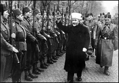 The Grand Mufti of Jerusalem